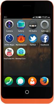 Инкубатор: Стартовали продажи первых телефонов на основе Firefox OS