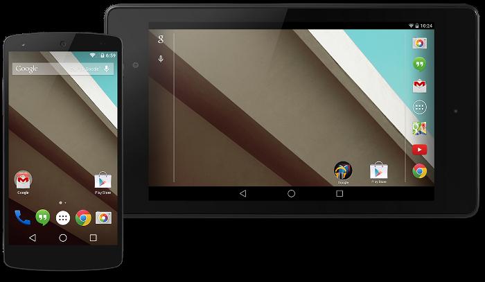 Анонсирован предварительный выпуск платформы Android 5