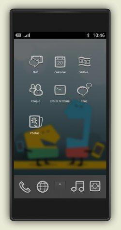 Официальный релиз MeeGo 1.1 для Nokia N900
