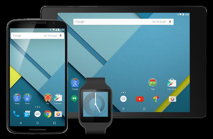 скачать Android 5 - фото 2