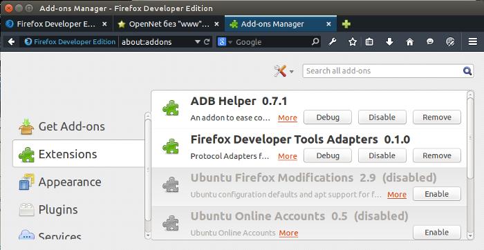 Смерть Firefox Aurora и рождение Firefox Developer Edition