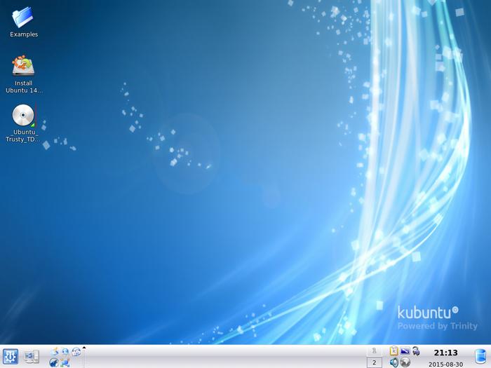 Релиз десктоп-окружения Trinity R14.0.4, продолжающего развитие KDE 3.5