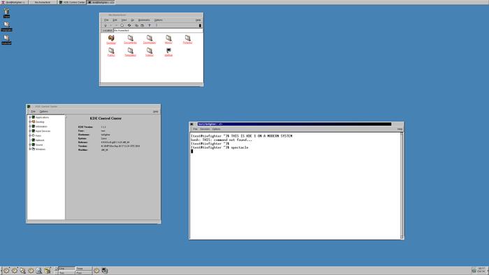 KDE исполнилось 20 лет