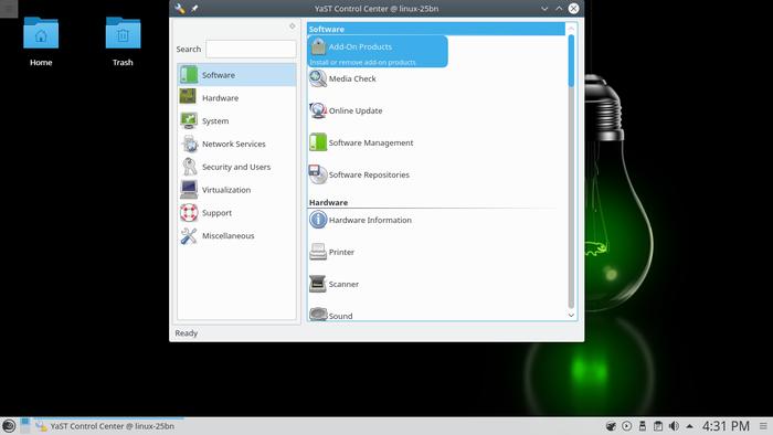 Релиз дистрибутива openSUSE Leap 42.2