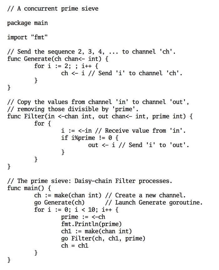 Проект Go опубликовал собственный шрифт для программистов