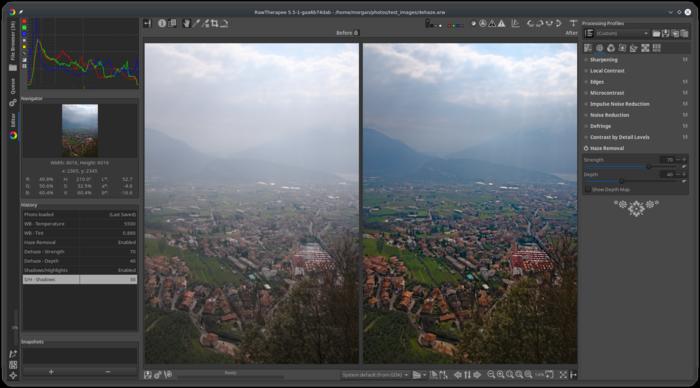 OpenNews: Выпуск программ для обработки фотографий
