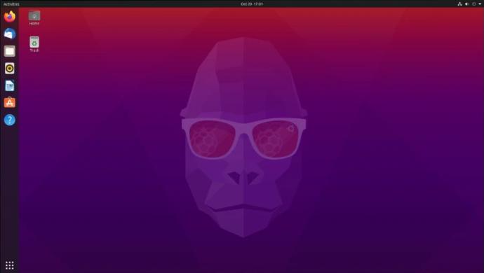 Релиз Ubuntu 20.10 Groovy Gorilla