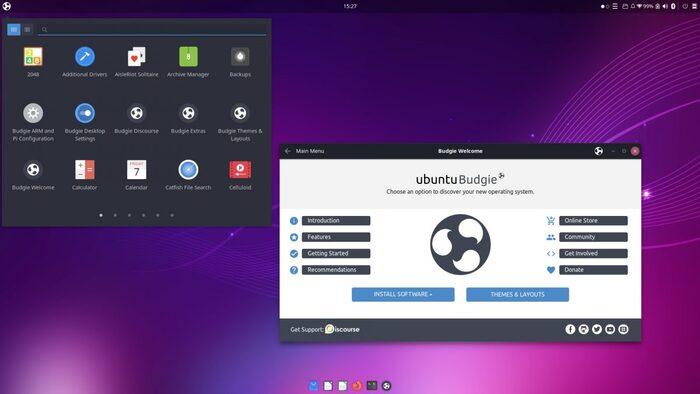 Выпуск дистрибутива Ubuntu 21.04