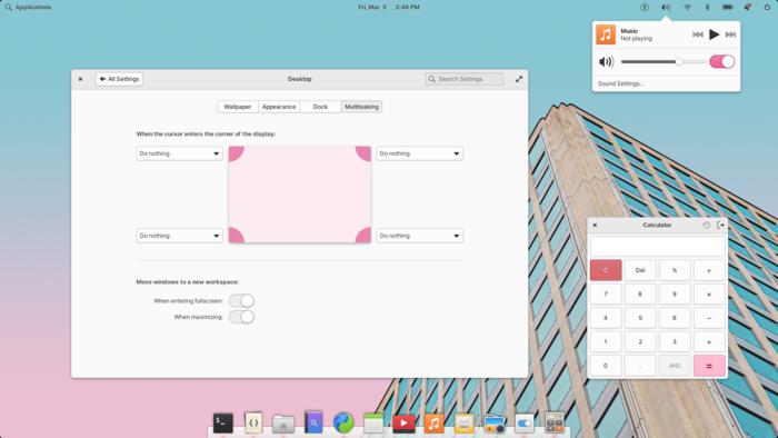 Выпуск дистрибутива Elementary OS 6