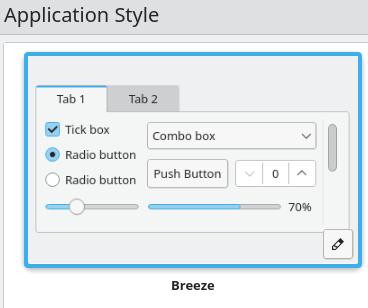 Релиз рабочего стола KDE Plasma 5.23