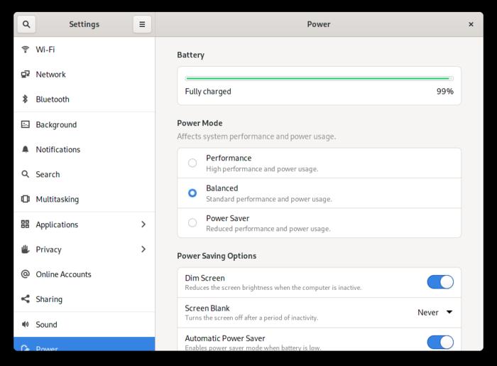 Выпуск пользовательского окружения GNOME 41